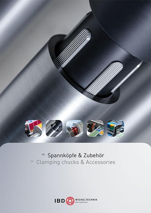 Spannköpfe - Clamping Chucks - 2020 IBD Wickeltechnik-1